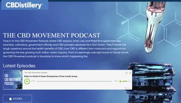 CBD Movement podcast